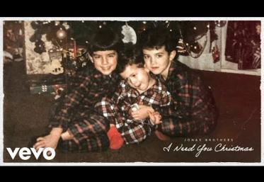 Jonas Brothers - I Need You Christmas | piesă nouă