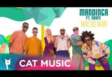 Mandinga X NOSFE - Macho Man | videoclip