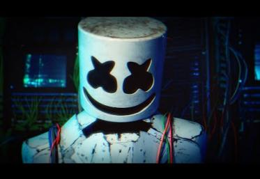 Marshmello x Imanbek ft. Usher - Too Much | videoclip