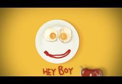 Sia - Hey Boy | lyric video