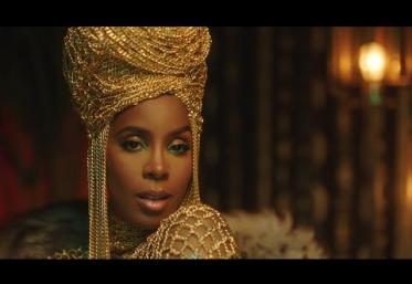 Kelly Rowland - Hitman | videoclip