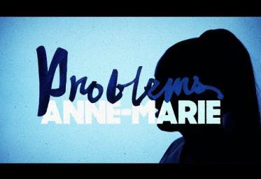 Anne-Marie - Problems | lyric video