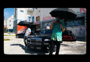 French Montana ft. Benny the Butcher - Wave Blues | videoclip