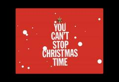 Robbie Williams - Can't Stop Christmas | lyric video