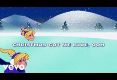 Meghan Trainor - Christmas Got Me Blue | lyric video