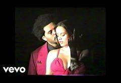 The Weeknd ft. Rosalía - Blinding Lights | lyric video