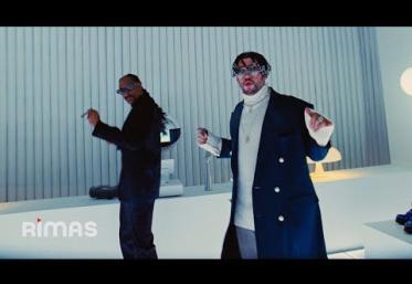 Bad Bunny - Hoy Cobré | videoclip