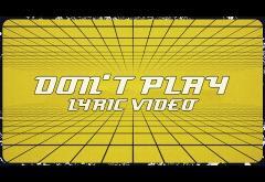 Anne-Marie x KSI x Digital Farm Animals - Don't Play | lyric video