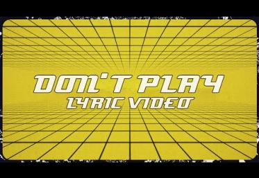 Anne-Marie x KSI x Digital Farm Animals - Don't Play | lyric video
