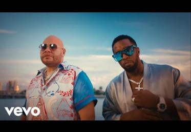 Fat Joe, DJ Khaled, Amorphous - Sunshine (The Light) | videoclip