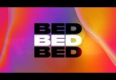 Joel Corry x RAYE x David Guetta - BED | lyric video