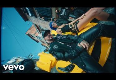J. Balvin - Ma´ G | videoclip