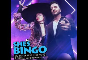 MC Blitzy feat Luis Fonsi & Nicole Scherzinger – She's BINGO | videoclip