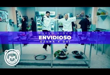 Ozuna x Ovi - Envidioso | videoclip