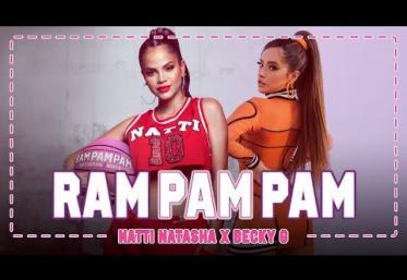 Natti Natasha x Becky G - Ram Pam Pam | videoclip