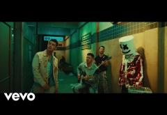 Marshmello x Jonas Brothers - Leave Before You Love Me   videoclip