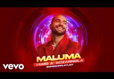 Maluma - Vamo´ a Gozárnola | piesă nouă