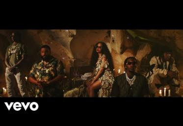 DJ Khaled  ft. H.E.R., Migos - We Going Crazy   videoclip