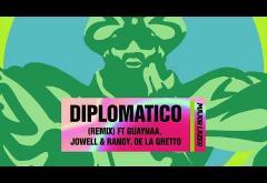 Major Lazer feat. Guaynaa, Jowell & Randy, De La Ghetto - Diplomatico (Remix)   piesă nouă