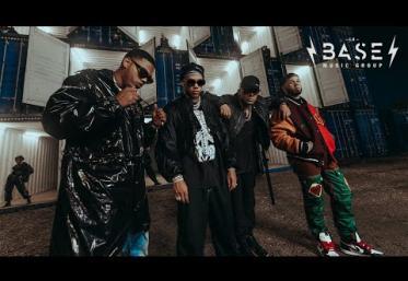 Wisin, Jhay Cortez, Anuel  ft. Myke Towers, Los Legendarios  - Fiel (Remix) | videoclip