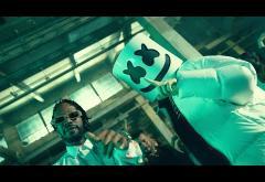 Marshmello x Eptic feat. Juicy J - HITTA  | videoclip