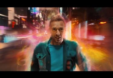 Coldplay - Higher Power | videoclip