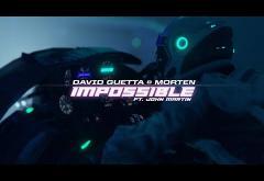David Guetta & Morten ft. John Martin – Impossible | videoclip