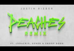 Justin Bieber ft. Ludacris, Usher & Snoop Dogg - Peaches (Remix) | piesă nouă