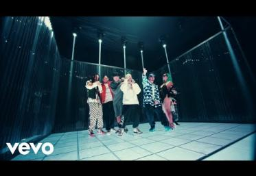 J. Balvin, Karol G, Nicky Jam, Feat. Crissin, Totoy El Frio, Natan & Shander - Poblado (Remix) | videoclip