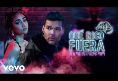 Ricky Martin, Paloma Mami - Qué Rico Fuera | videoclip