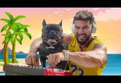 Dorian Popa și Cheluțu - Zile de vară   videoclip