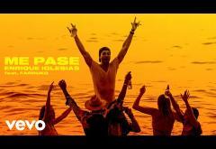 Enrique Iglesias ft. Farruko - Me pase | videoclip