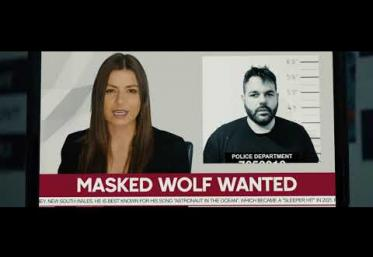 Masked Wolf - Say So   videoclip