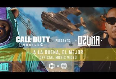 Ozuna - A La Buena, El Mejor (Call of Duty: Mobile) | videoclip