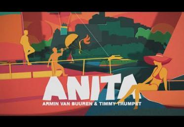 Armin van Buuren & Timmy Trumpet - Anita   videoclip