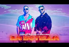 Justin Quiles, Maluma - La Botella | videoclip