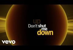 ABBA - Don´t Shut Me Down   lyric video