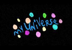 Coldplay X BTS - My Universe | lyric video