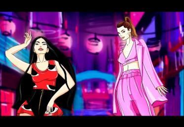 Inna x Minelli - Party | lyric video