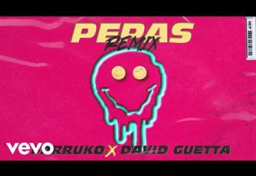 Farruko - Pepas (David Guetta Remix)   piesă nouă