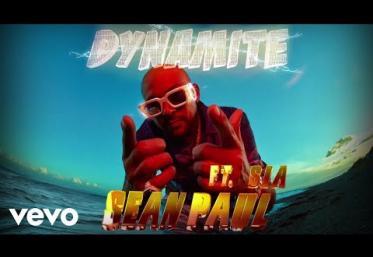 Sean Paul ft. Sia - Dynamite | piesă nouă