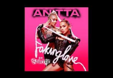 Anitta feat. Saweetie - Faking Love | piesă nouă