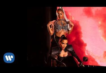 Anitta feat. Saweetie - Faking Love | videoclip