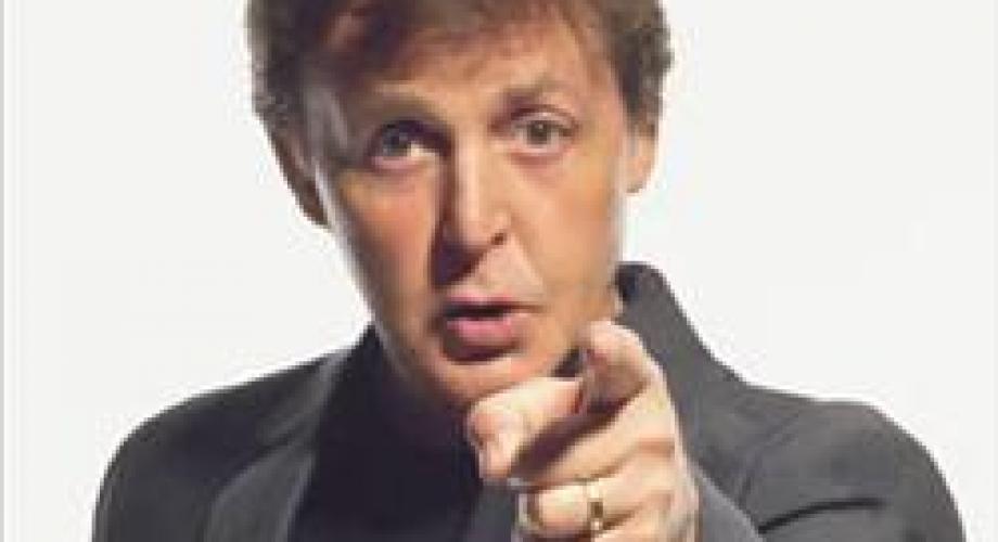 Paul McCartney pregateste noutati