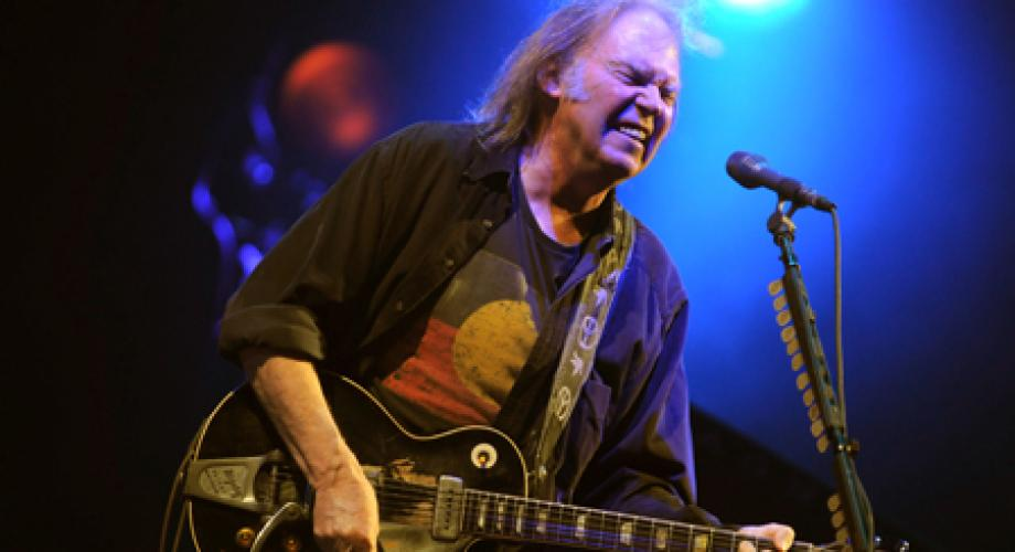 Neil Young are solutii high-tech