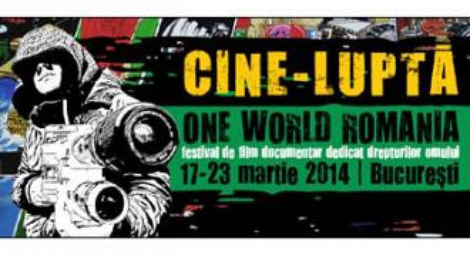 One World Romania - festivalul dedicat drepturilor omului