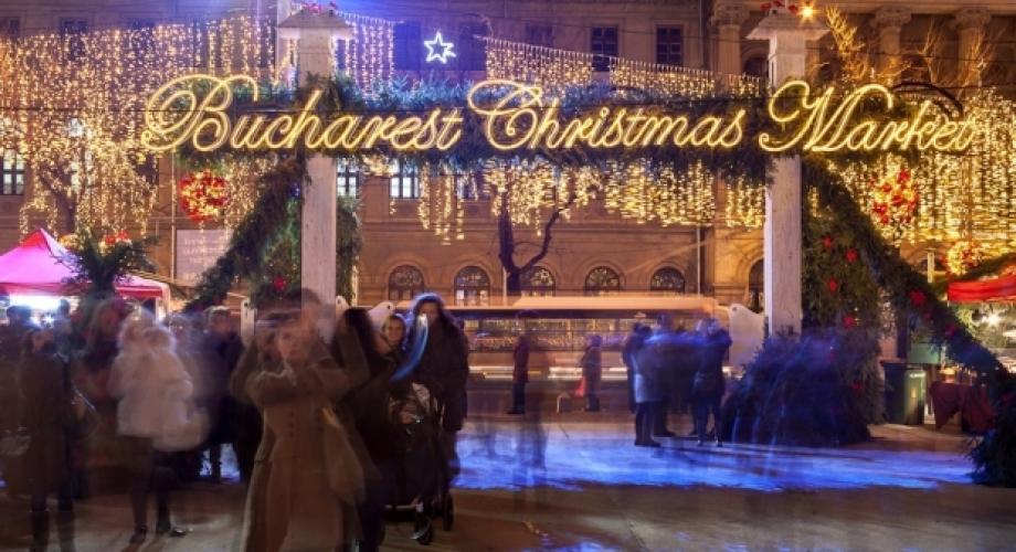 Pregătiți-vă pentru târgul oficial de Crăciun
