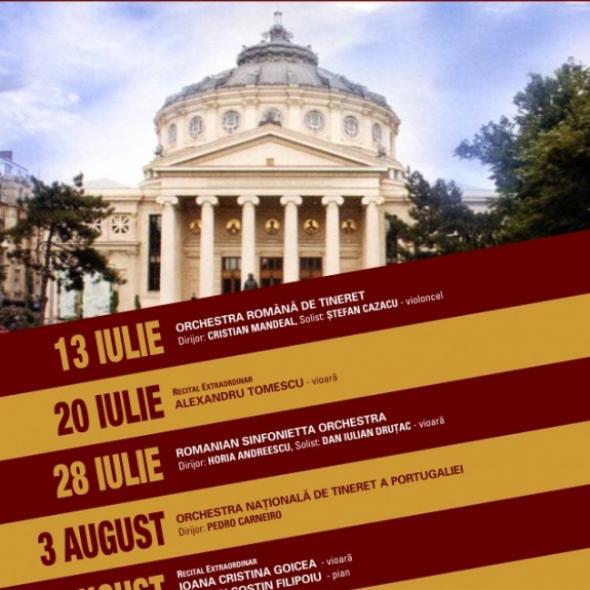 Vara Magică la Ateneu