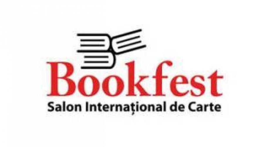 Salonul de Carte Bookfest la Chişinău