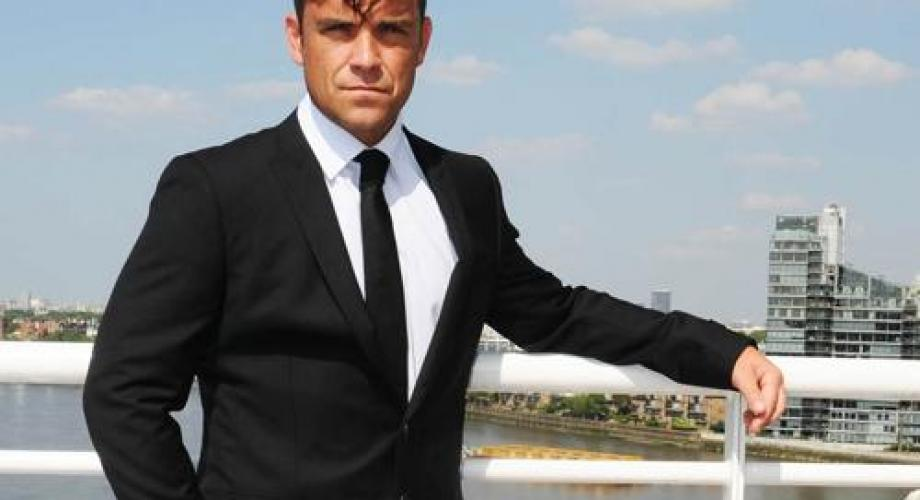 Robbie Williams - Love My Life (video)